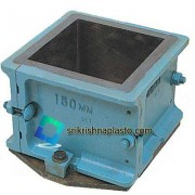 Steel-Cube-Moulds-150mm,cube mould,cube testing mould,steel moulds for cube testing, concrete testing cube mould- concrete testing mould in delhi